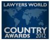 Lawyers World Country Awards 2012